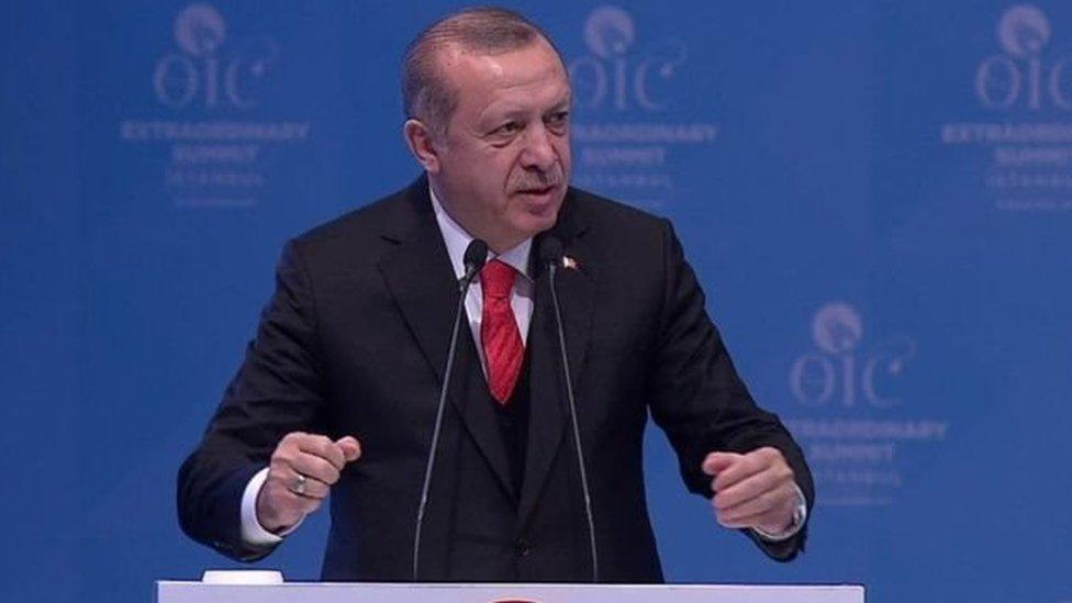 Ердоган і Аббас: