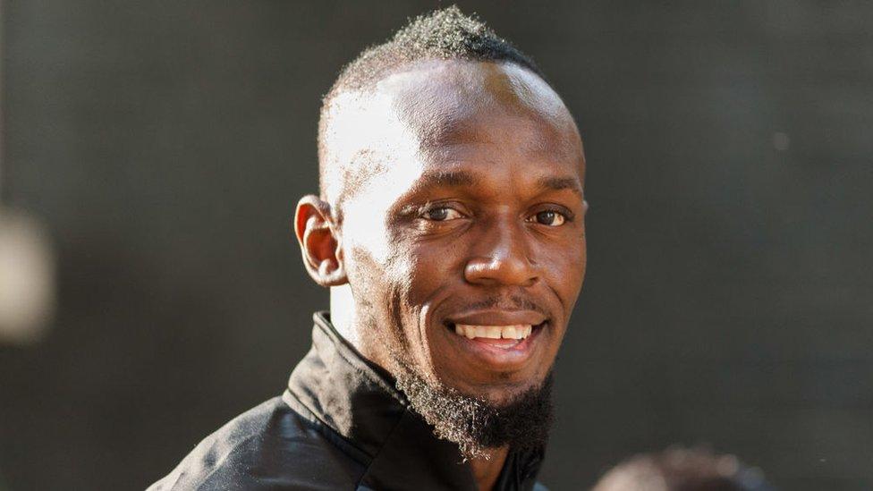 Usain Bolt may play football trial in Australia | BBC