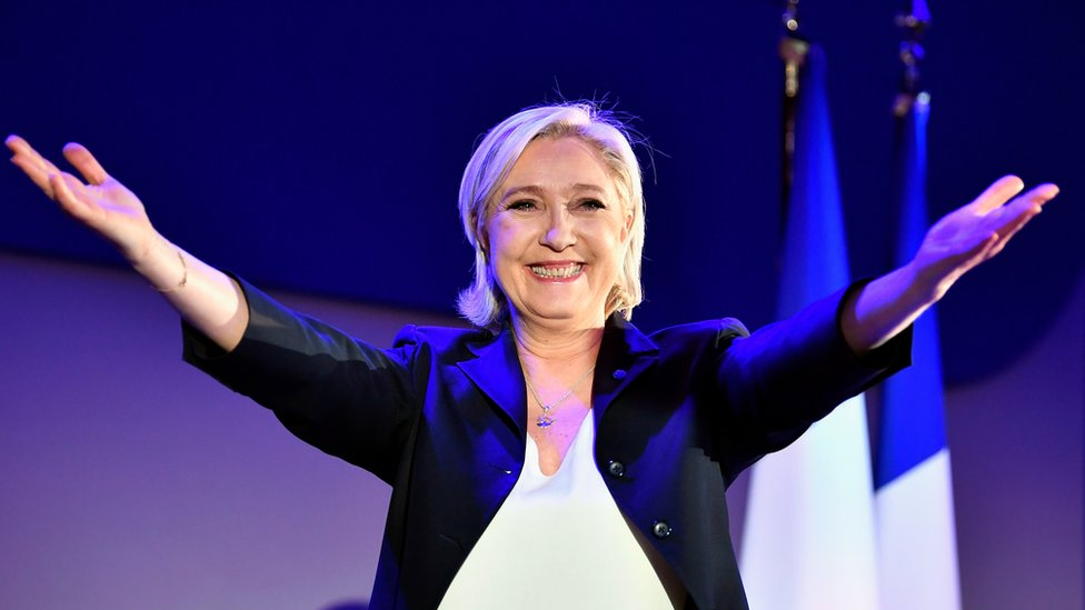 Does Le Pen have a chance of winning French presidency?