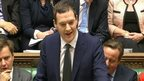 Chancellor George Osborne delivers his Spending Review