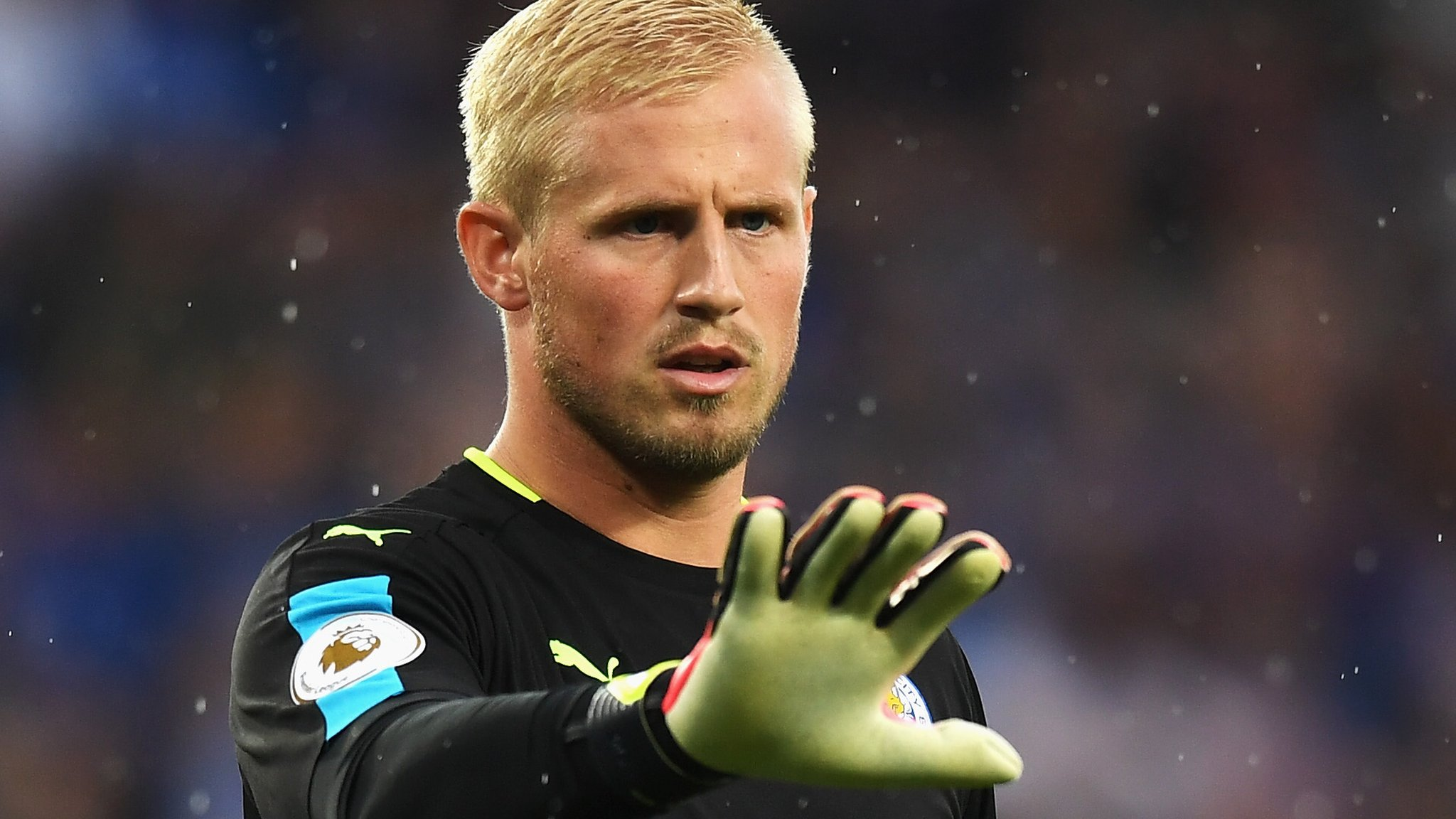 Schmeichel poised for Leicester return in Champions League