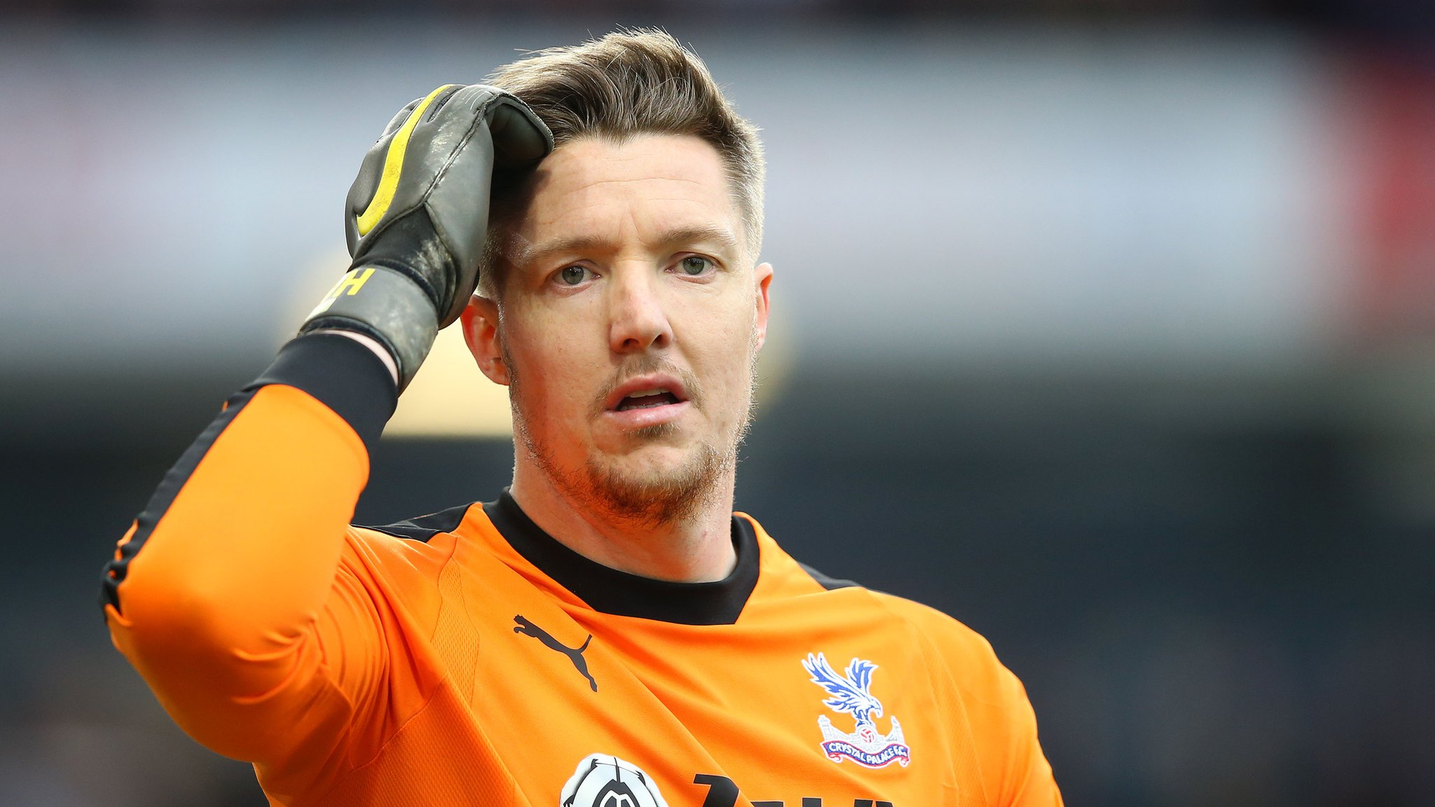 Wayne Hennessey 'desperate' to learn about Nazis - Crystal Palace boss Roy Hodgson