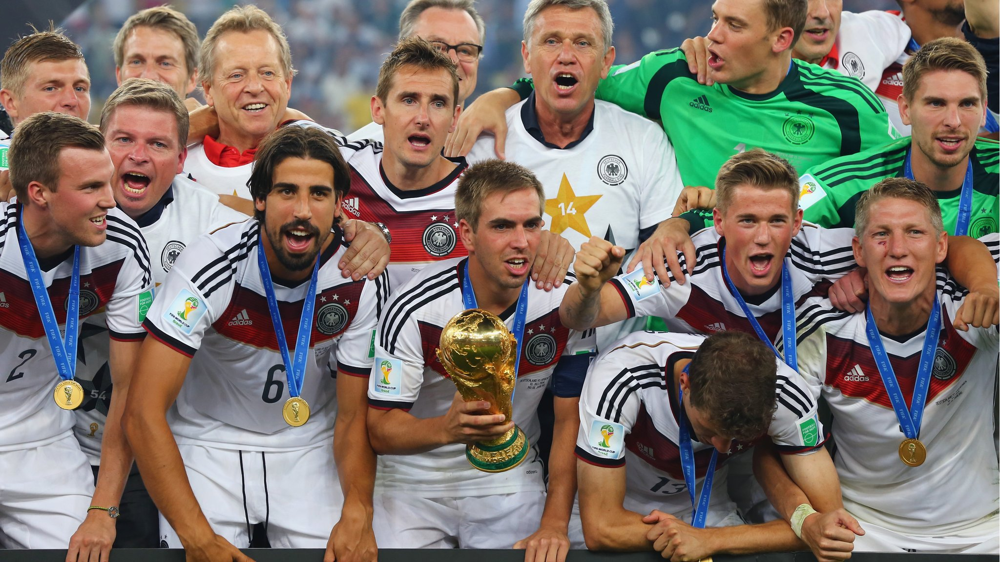 World Cup 2018: Philipp Lahm on winning in 2014, retiring, Joachim Low & England