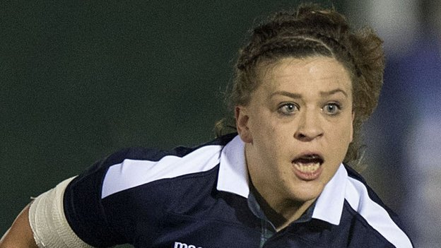 Scotland Women bring in Forsyth to face Wales