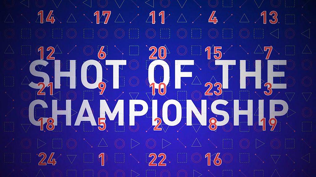 Snooker UK Championships: Watch the 10 best shots