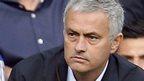 Sack me but I wont quit - Mourinho