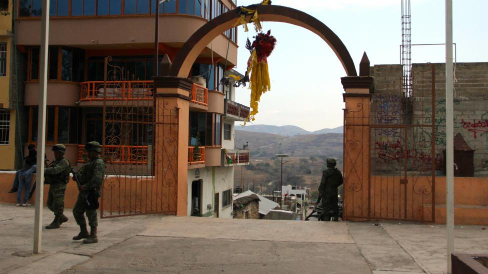 Imagen de la Montaña (Foto: cortesía Arturo de Dios Palma)