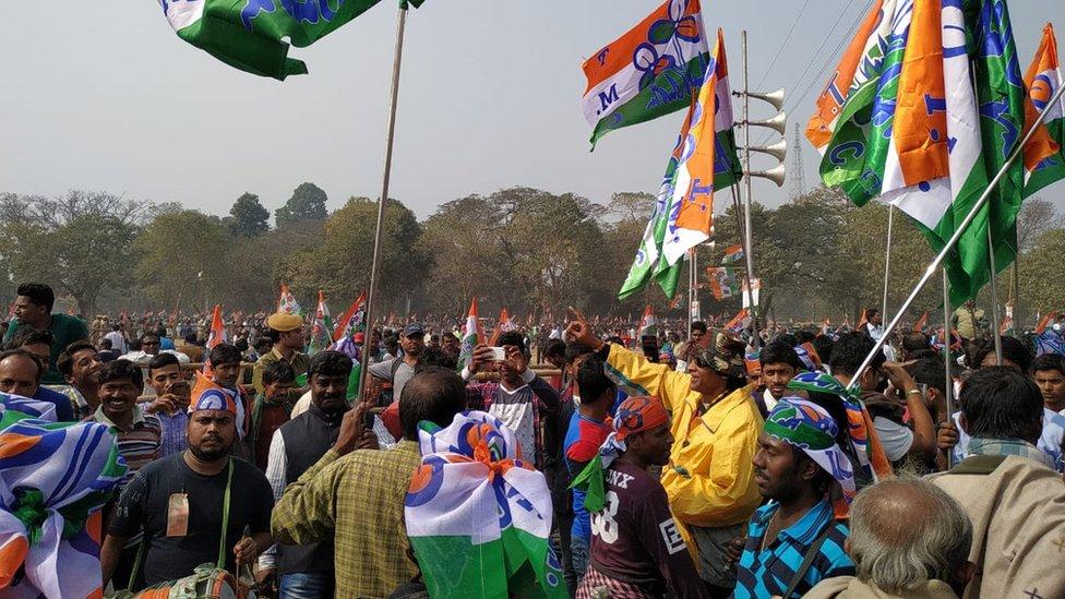 ভারতে বিজেপি বধের পথ খুঁজতে কলকাতার মঞ্চে বিরোধীরা