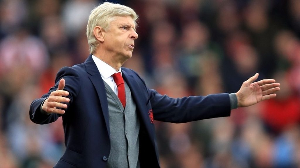 Stoke 1-0 Arsenal: Defeat difficult to swallow - Arsene Wenger