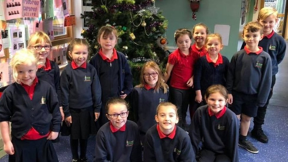 Anglesey school plea not to buy staff Christmas gifts