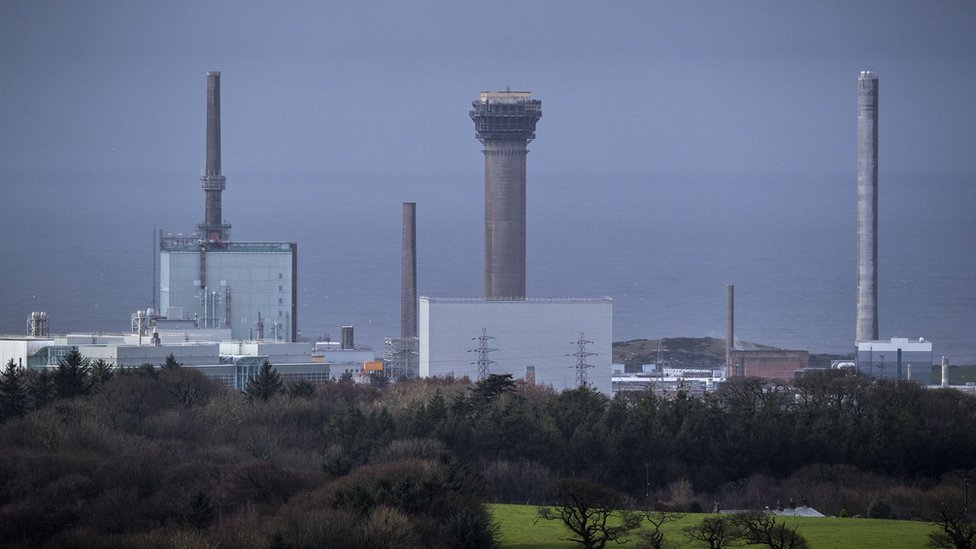 Sellafield security guards stage pay strike