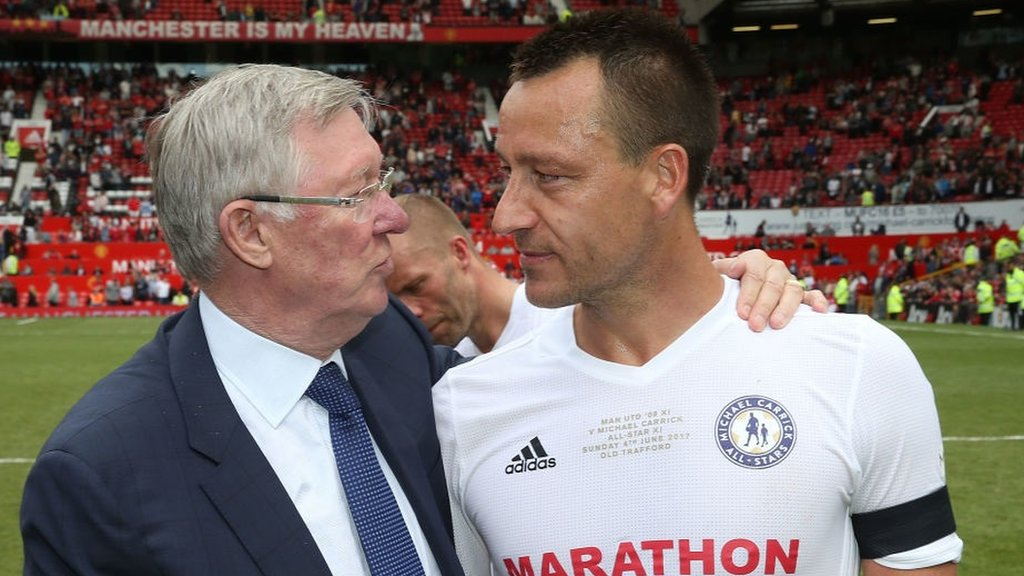Terry to decide future this weekend - gossip