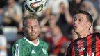Heatley confident for Tallinn clash