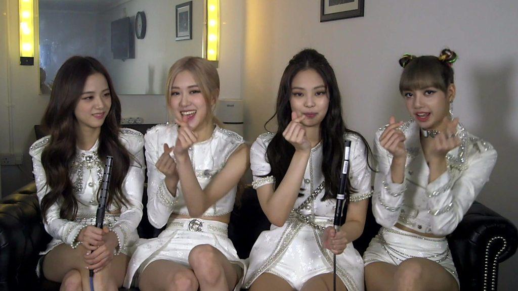 Blackpink: Meet the K-pop superstars backstage at their first UK tour