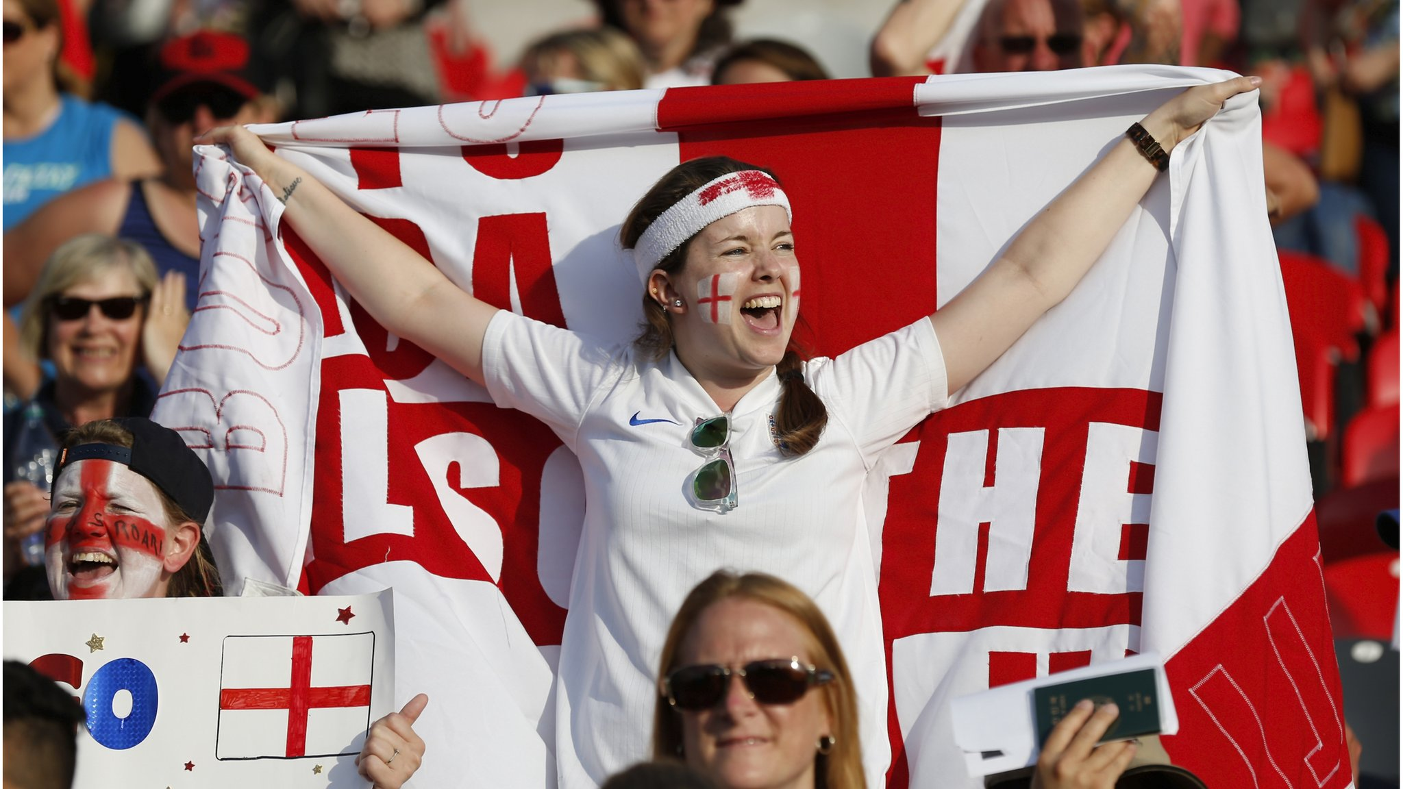 Women's World Cup: Fifa 'doing everything they can' to seat families together