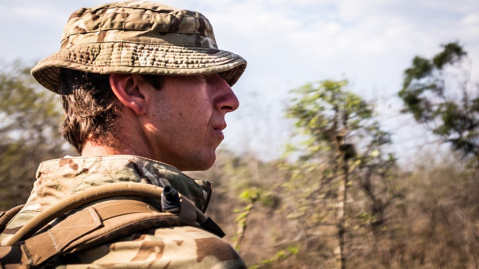 Animal poaching: British soldiers' Malawi mission to stop poachers