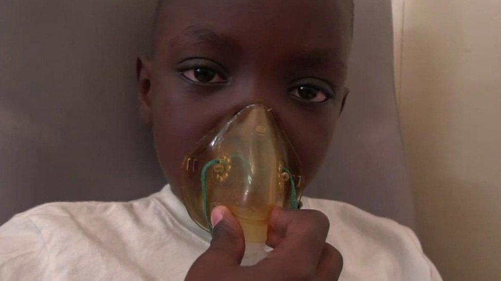 A Dakar, la pollution fait payer un lourd tribut aux enfants