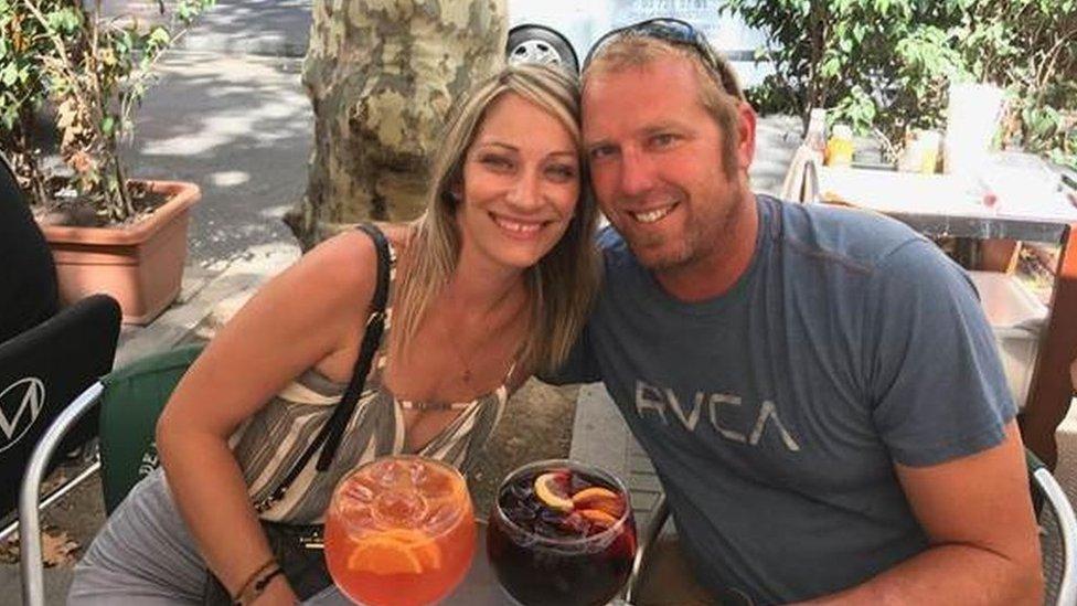 Barcelona and Cambrils: American honeymooner Jared Tucker killed in attack