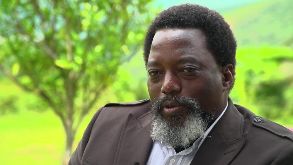 Congo's President Kabila on elections, corruption and his future