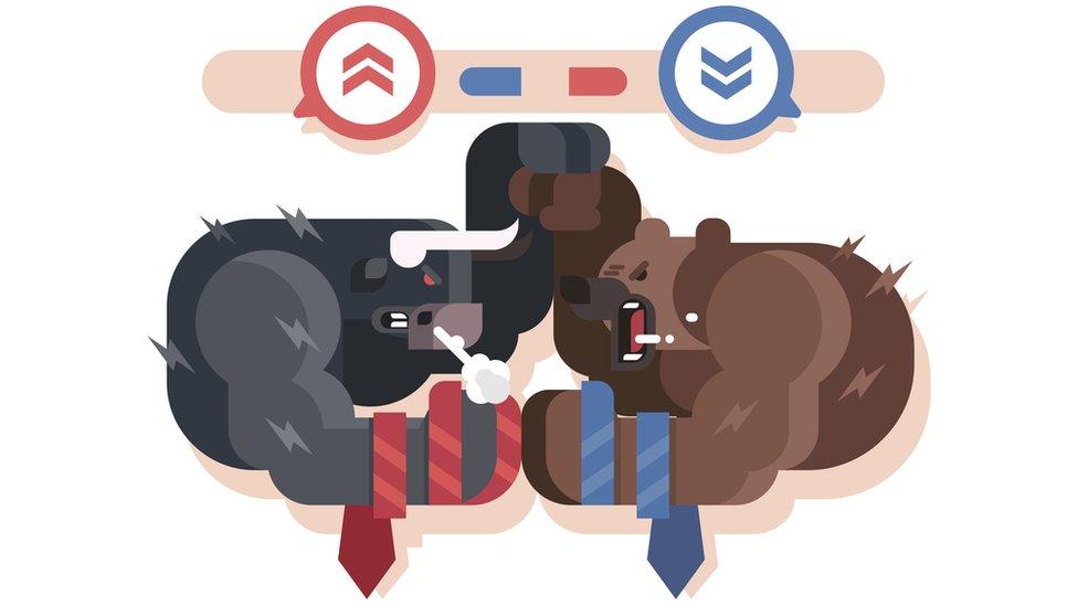 Quizás hayas escuchado hablar de mercados toro u oso, pero aquí te contamos de varios animales más que han entrado a la jerga financiera de la mano de China.