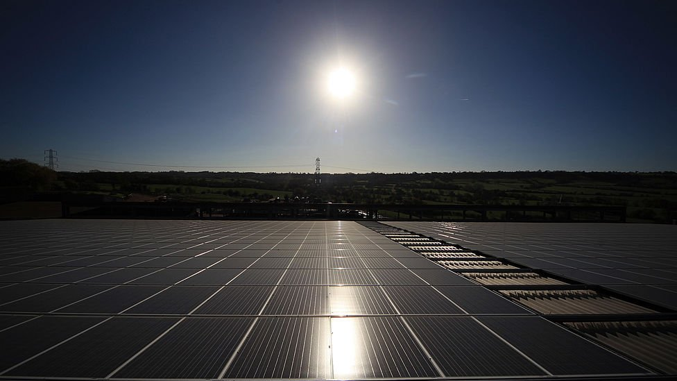 Renewables provide more than half UK electricity for first time