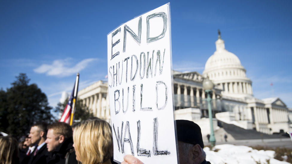US government shutdown: Six ways it could end