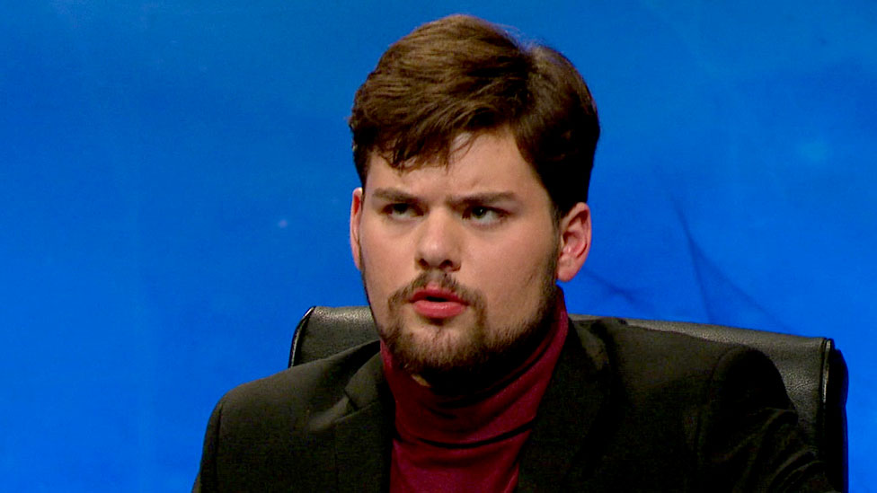 University Challenge: What's behind Freddy Leo's rapid buzzing?