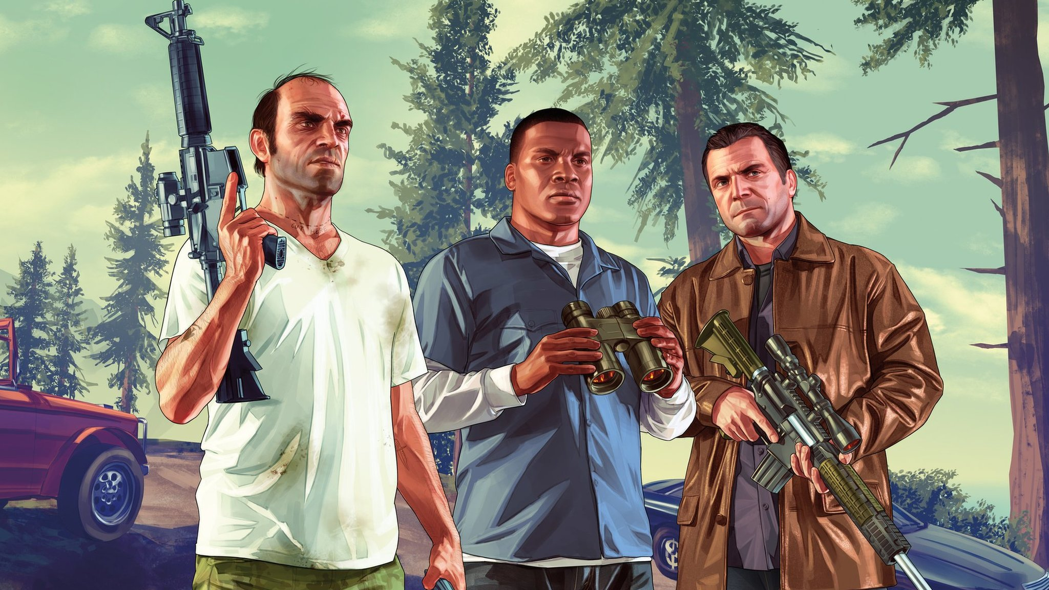 Grand Theft Auto maker targets