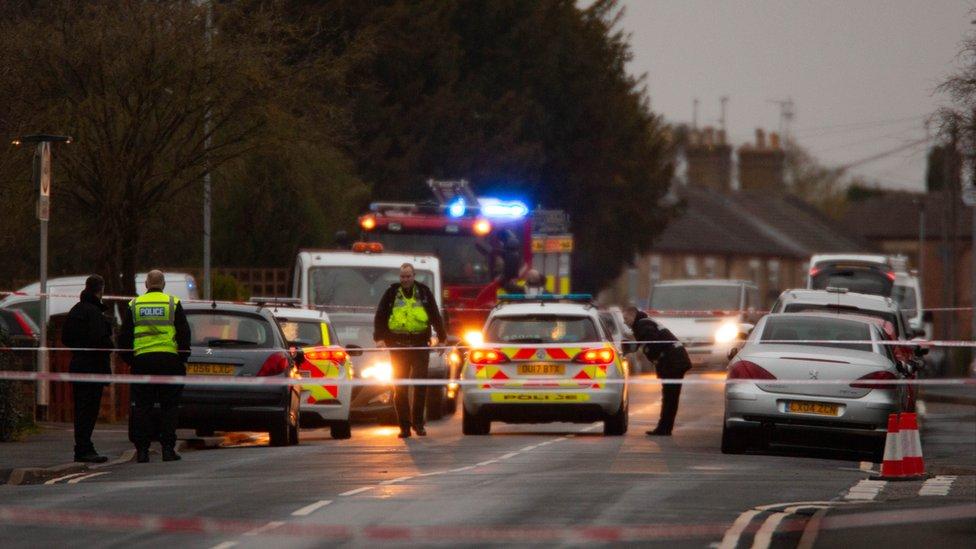 Peterborough man arrested on suspicion of making explosives