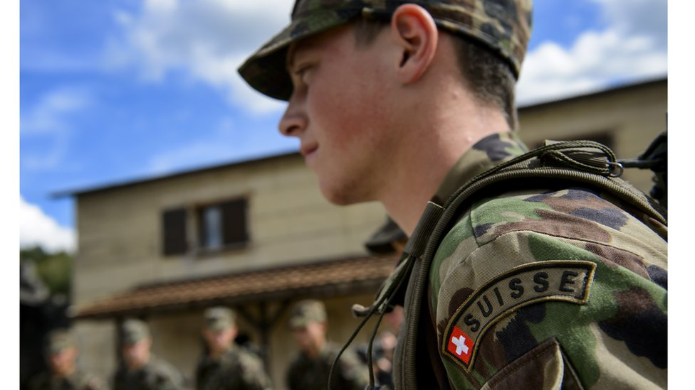 a look at the military neutrality of switzerland Latest us news, world news, sports, business, opinion, analysis and reviews from the guardian, the world's leading liberal voice.