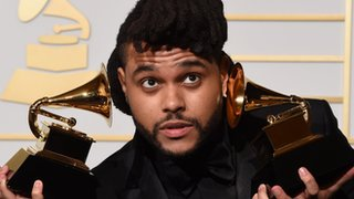 What's up with The Weeknd's Instagram?