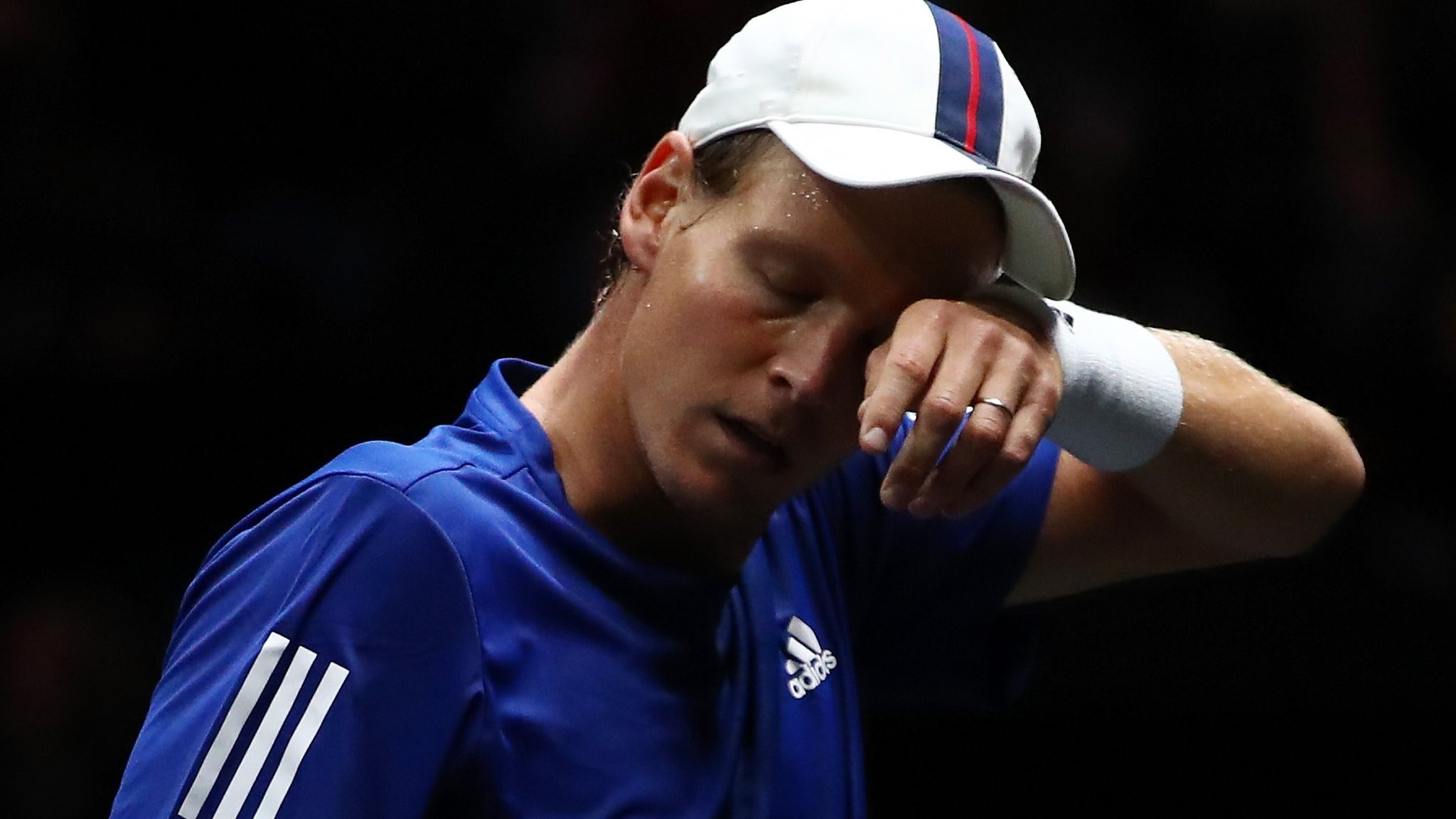 Tomas Berdych to miss rest of season because of back pain