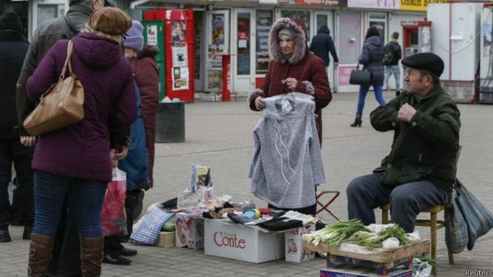 Доходы украинцев за год упали на 19% - Credit Suisse