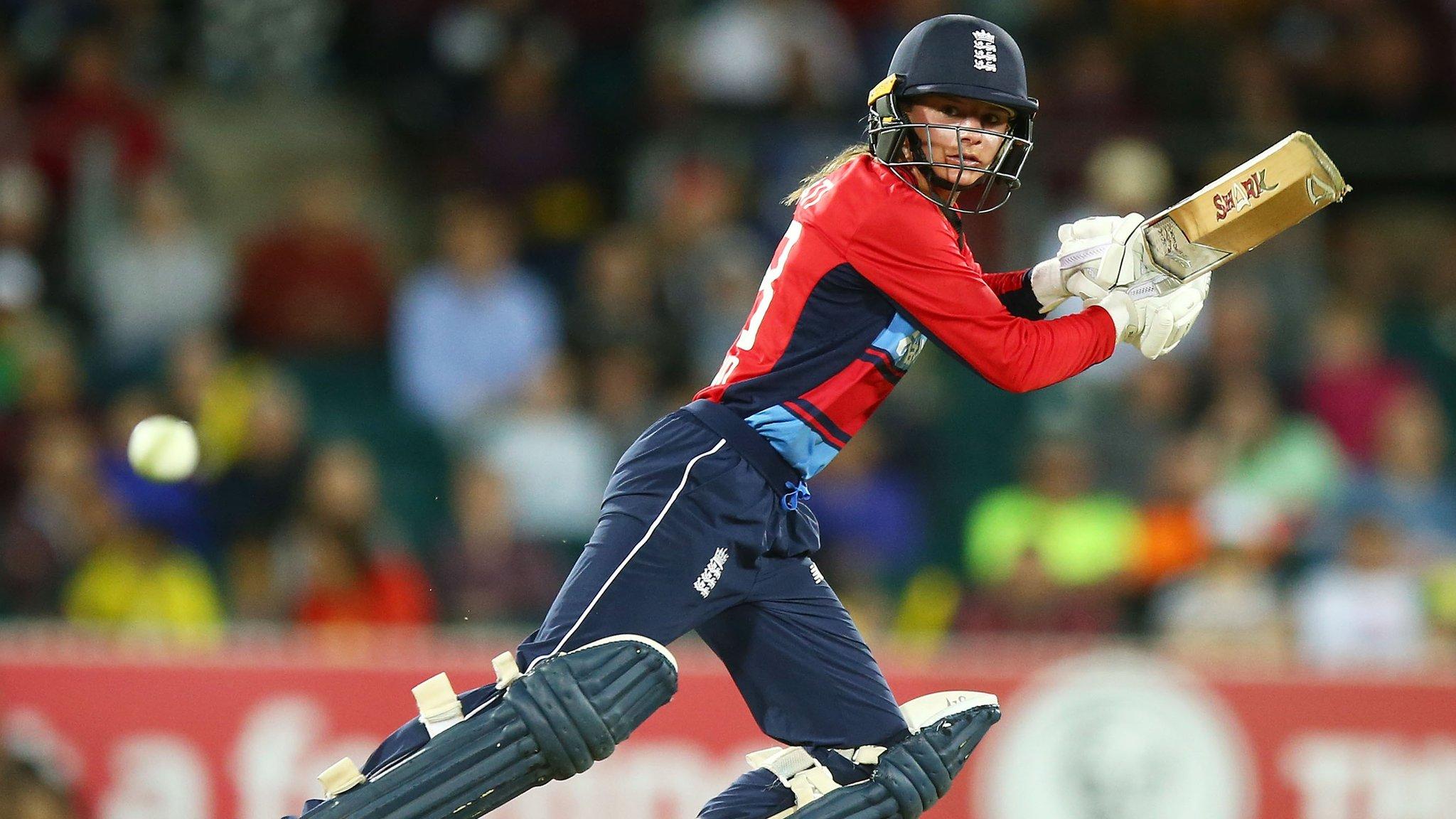 Womens Ashes: England draw series after Wyatt century beats Australia