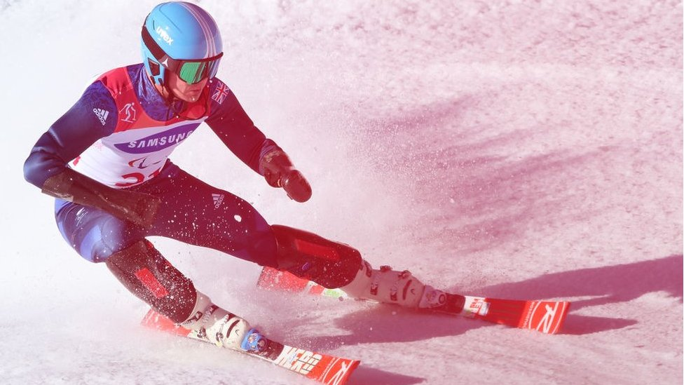 Best pictures from the Winter Paralympics