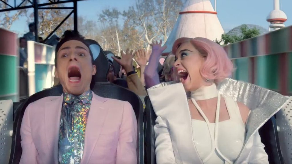 We break down Katy Perry's video for Chained To The Rhythm