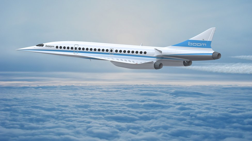 From the supersonic to flying cars