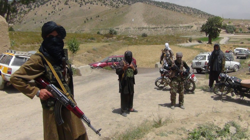 له طالبانو سره مرستې د 'سپاه قدس' افسران د امریکا بندیزونو کې راوستل