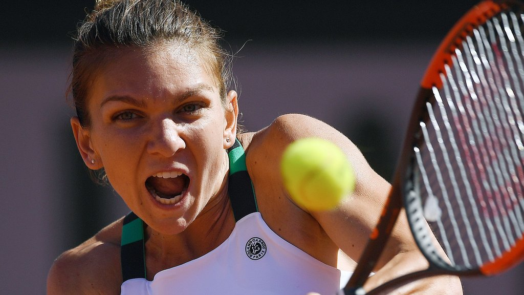 Simona Halep: World number two accepts Eastbourne wildcard
