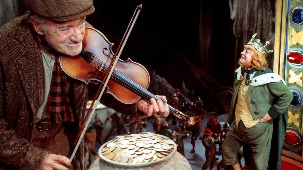 Darby O'Gill: Searching for 'King of Leprechauns' fan