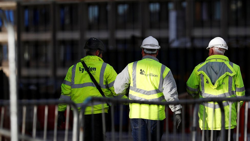 Bonuses for Carillion bosses are blocked