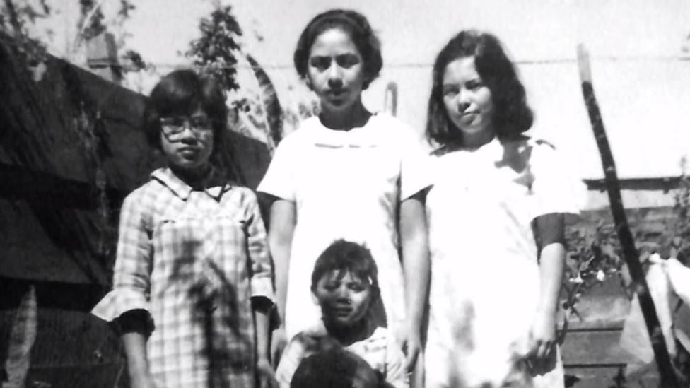 Hijos de la familia Molina Theissen (Foto: familia Molina Theissen)