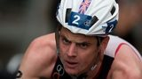Triathlete Jonny Brownlee