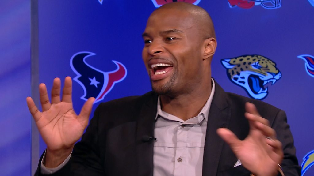 NFL: 'Are you not entertained?!' - Osi Umenyiora amazed by Chiefs-Rams game
