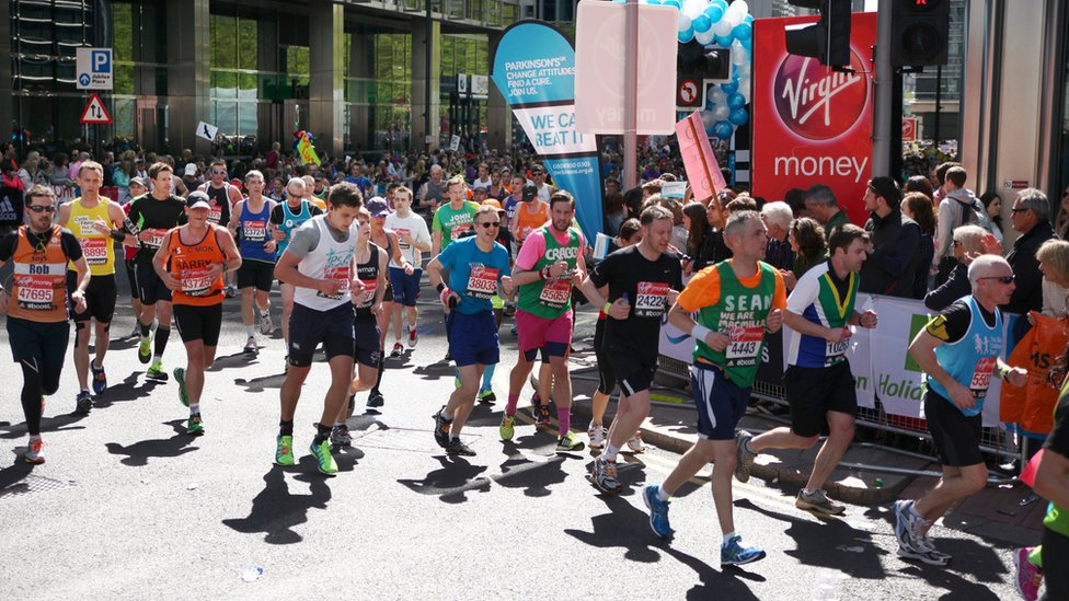London Marathon: How to run in the heat