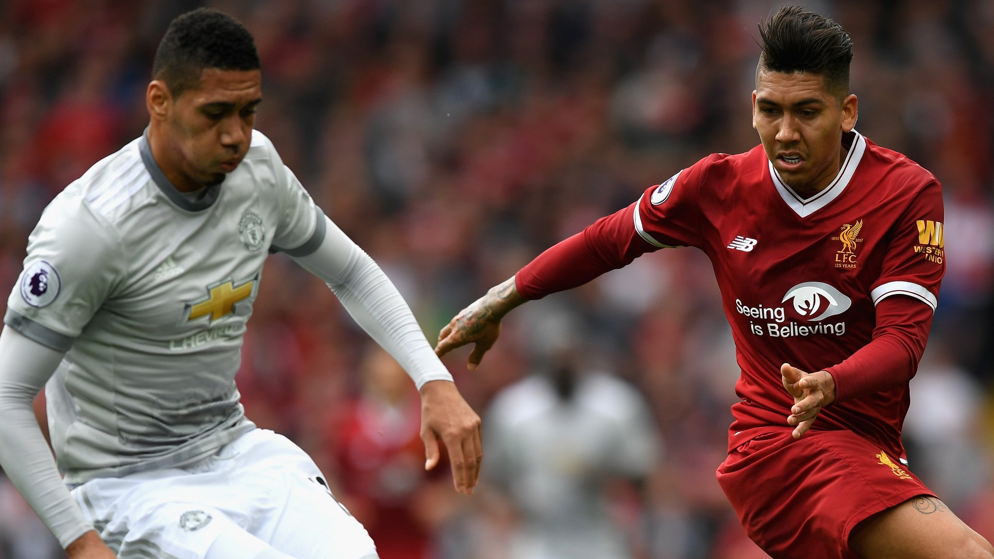 'The biggest game I can imagine' - Klopp on Man Utd v Liverpool