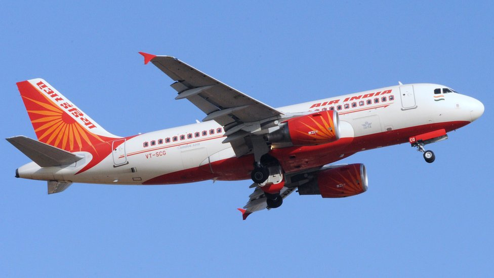 India pilot suspended for failing alcohol test for three years | BBC