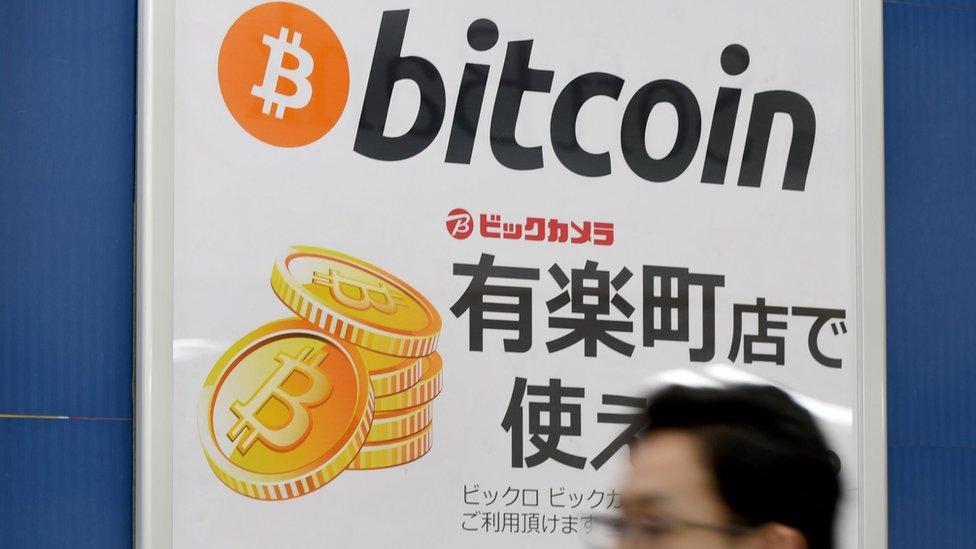 Los bitcoins se han puesto de moda.