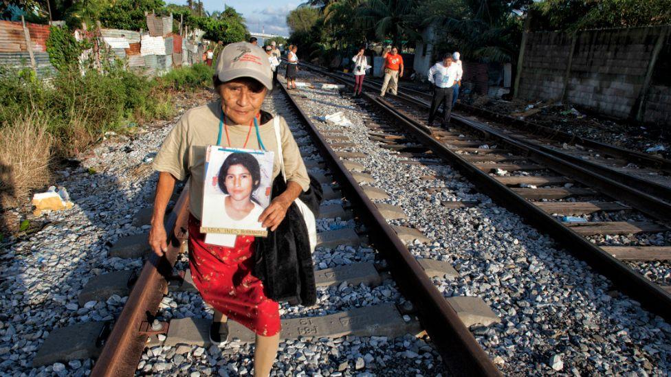 Cada año decenas de madres centroamericanas buscan a sus hijos desaparecidos en México.