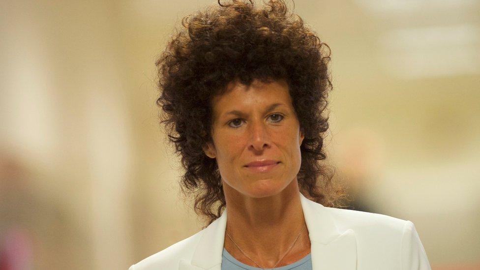 Andrea Constand, la demandante